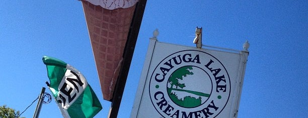 Cayuga Lake Creamery is one of Finger Lakes.