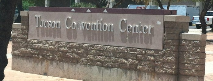 Tucson Convention Center is one of Carlos 님이 좋아한 장소.
