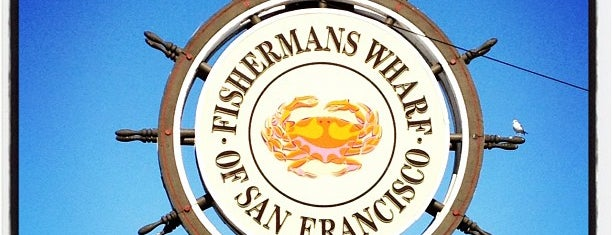 Fisherman's Wharf is one of Nick and Andreas SF ToDos.