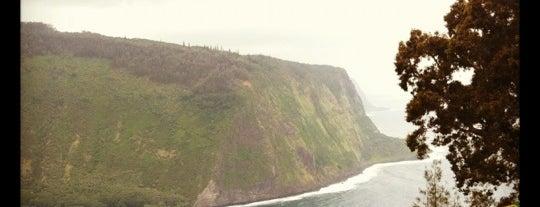Waipiʻo Valley is one of My Big Island.