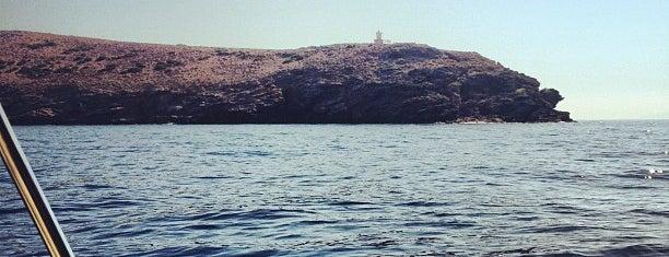 Cape Angalistros is one of Lugares favoritos de maria.