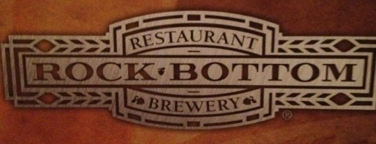 Rock Bottom Restaurant & Brewery is one of Best Breweries in the World.