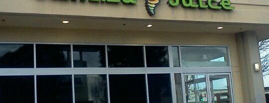 Jamba Juice is one of Orte, die Aaliyah gefallen.