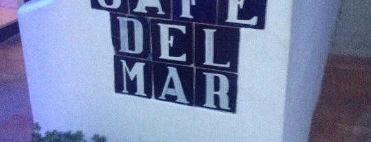 Cafe Del Mar is one of Ibiza.