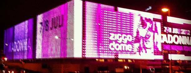 Ziggo Dome is one of Music Venues.