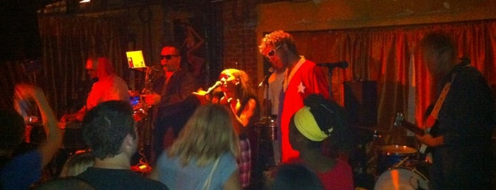 Apache Cafe is one of TJ's Nightlife.