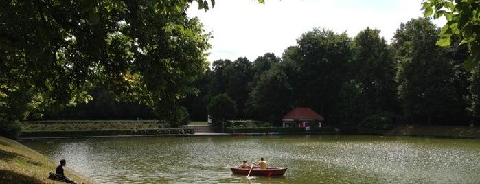 Blücherpark is one of Torsten 님이 좋아한 장소.