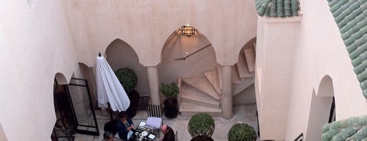 Villa Flore is one of Morocco.