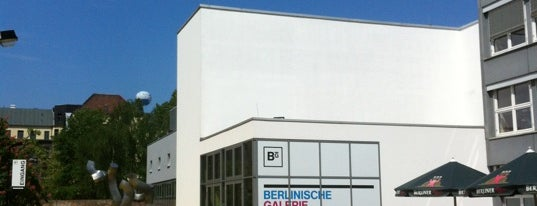 Berlinische Galerie is one of Berlin 2018.