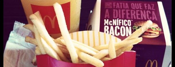 McDonald's is one of The Burguer Rank: São Paulo!.