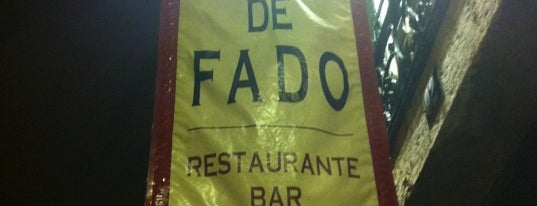 Clube de Fado is one of Lisboa.
