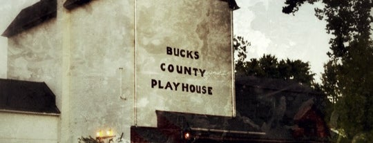 Bucks County Playhouse is one of Road Trips (Under 3 Hours).