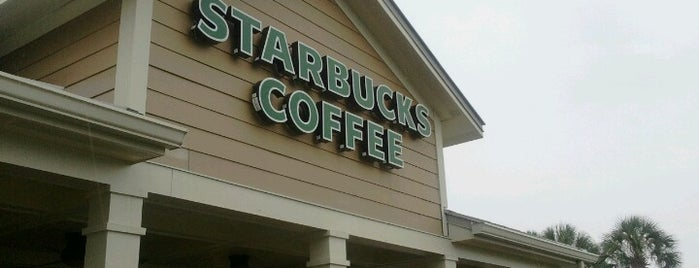 Starbucks is one of Localities.