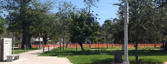 Collins Park is one of Miami.