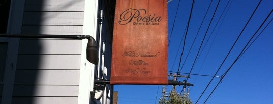 Poesia Osteria Italiana is one of Nari 님이 좋아한 장소.