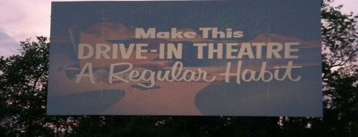 Holiday Auto Theatre is one of Travel.