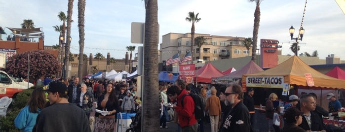 Oceanside Farmers Market is one of Locais salvos de Soraya.