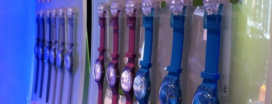 Swatch Store is one of Locais curtidos por Simona.
