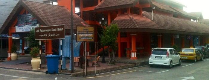 Kuala Besut is one of Kevin : понравившиеся места.