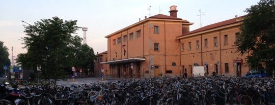 Stazione Ferrara is one of #4sqCities #Ferrara - 50 Tips for travellers!.