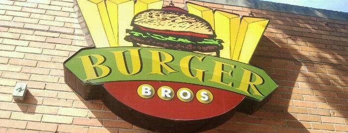 Burger Bros is one of Favorite อาหารนานาชาติ (#278).
