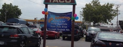 Toucan Taco is one of Tempat yang Disukai Amina.