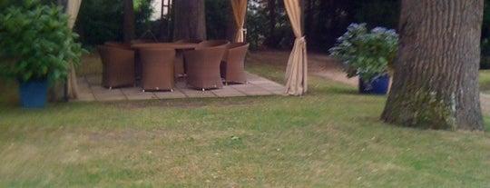 Jardins De La Vieille Fontaine is one of Tous au restaurant 2012 - du 17 au 23/09.