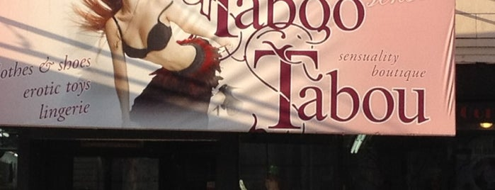 Taboo Tabou is one of DEFINITE go-to spots!.