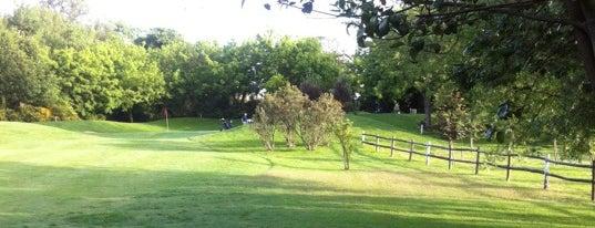 Golfe Quinta do Fojo is one of Ana'nın Kaydettiği Mekanlar.
