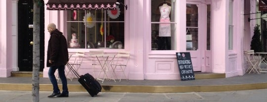 Peggy Porschen is one of Places to visit in London.