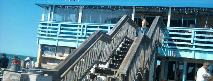 Rod & Reel Pier Restaurant is one of Seafood Restaurants.