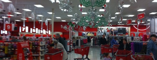 Target is one of Shannon's favorite things.