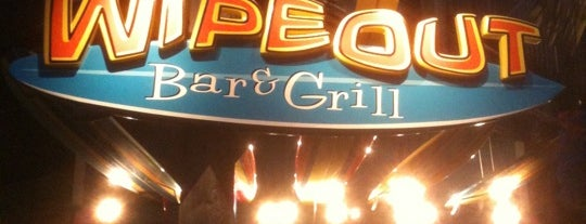 Wipeout Bar & Grill is one of San Francisco!.