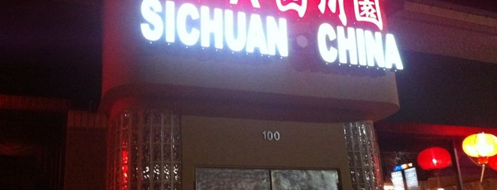 A + A Sichuan China is one of The 38 Essential Austin Restaurants, July 2012.