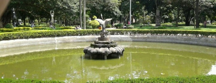 Parque da Luz is one of Great Outdoors in SP.