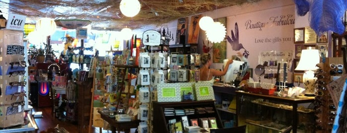Boutique Fabulous is one of Nearby Neighborhoods: Inman Square.