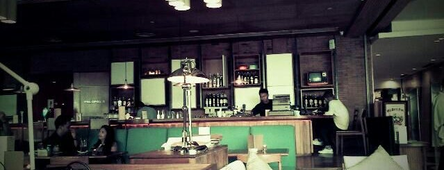 Canteen is one of Djakarta, ID..