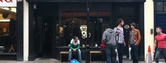 Foot Patrol is one of London.
