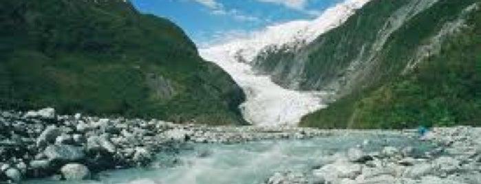 Franz Josef Glacier is one of Nuova Zelanda.