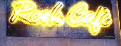 Rock Café is one of √ Best Cafès & Bars in Genova.