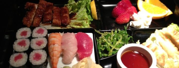 Sada's Sushi is one of Lieux sauvegardés par Nadine.