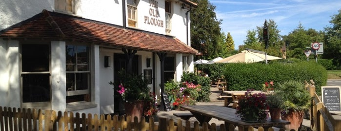 The Old Plough is one of Thomas's Liked Places.