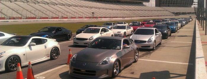 Atlanta Motor Speedway is one of Racetracks Around America.