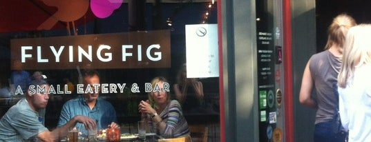 Flying Fig is one of Cleveland.