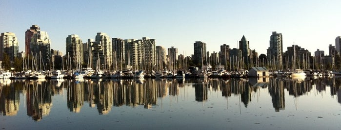 Stanley Park Harbourfront Seawall is one of Top photography spots.