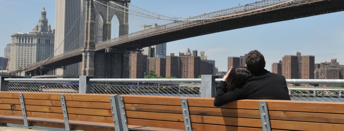 Brooklyn Bridge Park is one of NY Must by Bellita!.