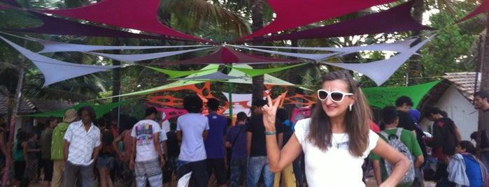 UV Bar is one of Goa, India.