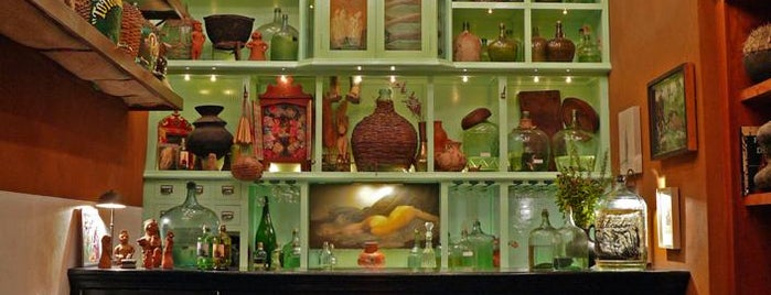 Mezcalería Los Amantes is one of Denis 님이 좋아한 장소.
