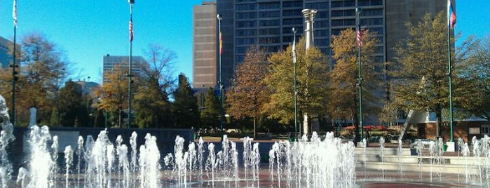 Centennial Olympic Park is one of Recommendations in Atlanta.
