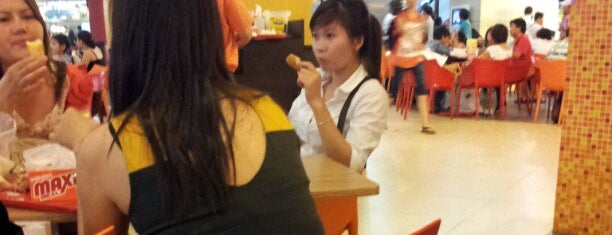 Popeyes Chicken is one of SE Asia March-April2012.